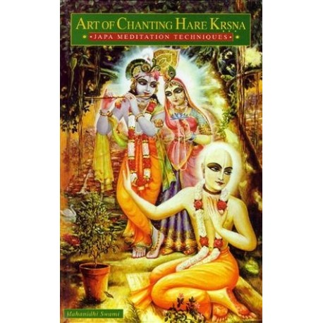 Art of Chanting Hare Krishna