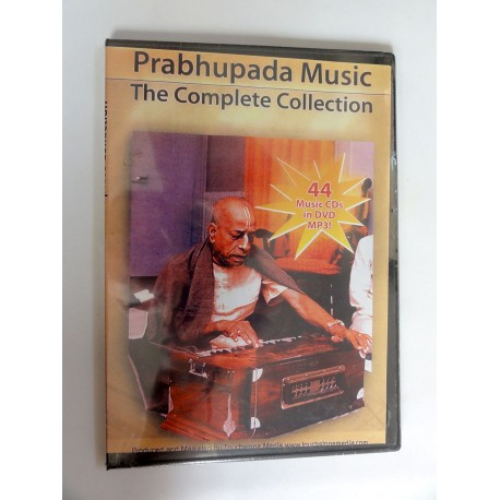 Prabhupada music - The Complete Collection