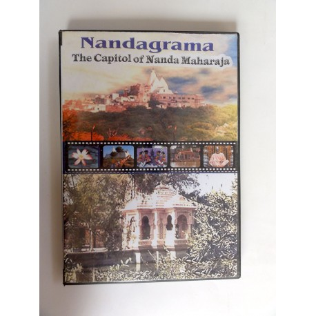 Nandagrama - The capital of nanda maharaj