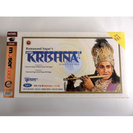 Krishna serials in hindi - VCD