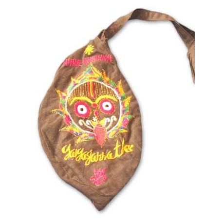 Jaya Jagannath Bead Bag