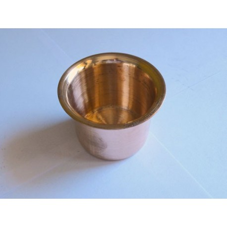 Copper Achmana cup