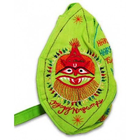 Nrisimha Bead Bag