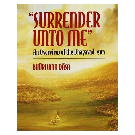 Surrender Unto Me