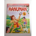 Hanuman 2 Coloring Book