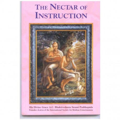 The Nectar of Instruction
